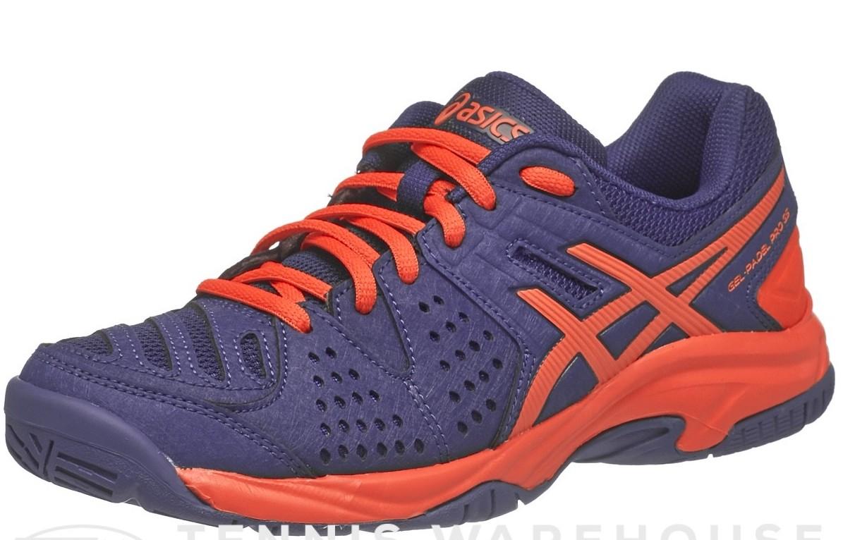 Asics Gel Padel Pro 3 SG Blue Red - Sepatu Tenis Adidas Nike ... 84a78b1ce1