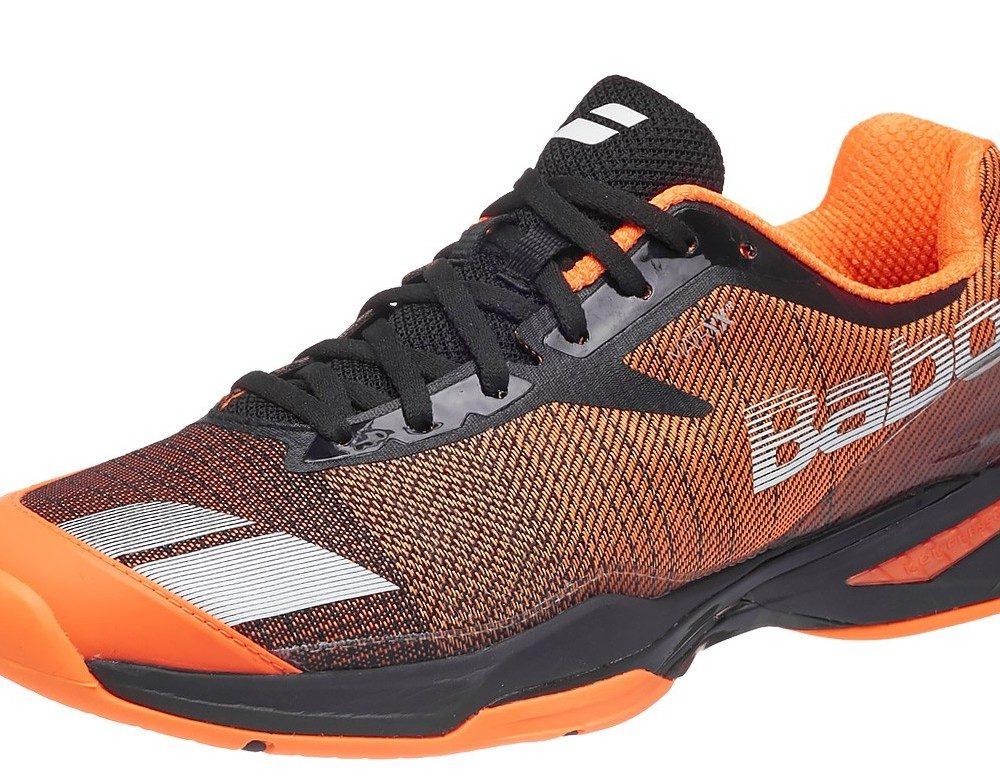Babolat Jet AC Orange - Sepatu Tenis Adidas Nike Original ... 4d713d7ce4