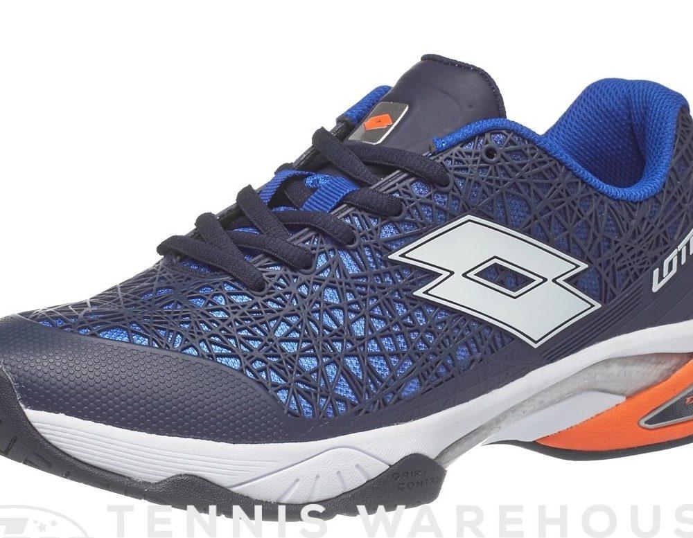 Lotto Viper Ultra III ALR Blue Orange - Sepatu Tenis Adidas Nike ... cba14e4c29